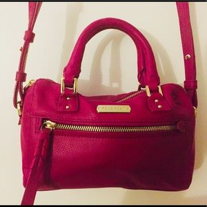 Cole Haan Pink leather bag with removable strap 68c9508e99477